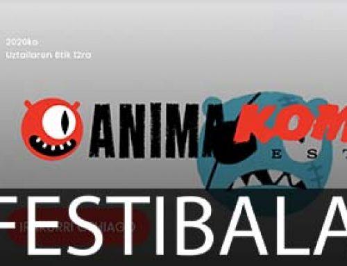 120 film laburretik gora jasoko ditu Animakom FEST jaialdiak