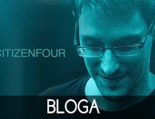 Snowdenen memoriak irakurri aitzin, ikusi 'Citicenfour' dokumentala