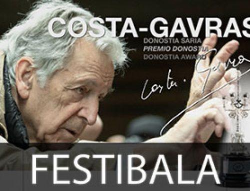 Costa-Gavras zinemagileak jasoko du aurtengo bigarren Donostia Saria