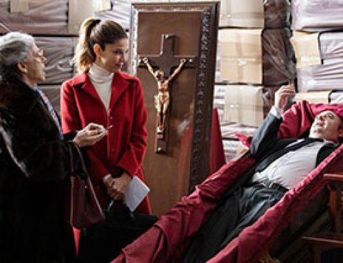 'El inconveniente' eta 'The Croods: A New Age' filmak, asteburuan Zumaian