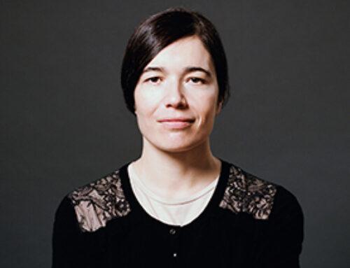Eva Sangiorgi, EQZEren Komisariotza graduondoko koordinatzaile berria