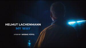 Helmut Lachenmann My way-ZINEA