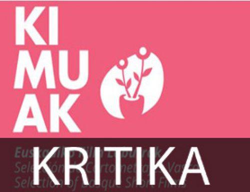 Kritika: 'Kimuak 2019'