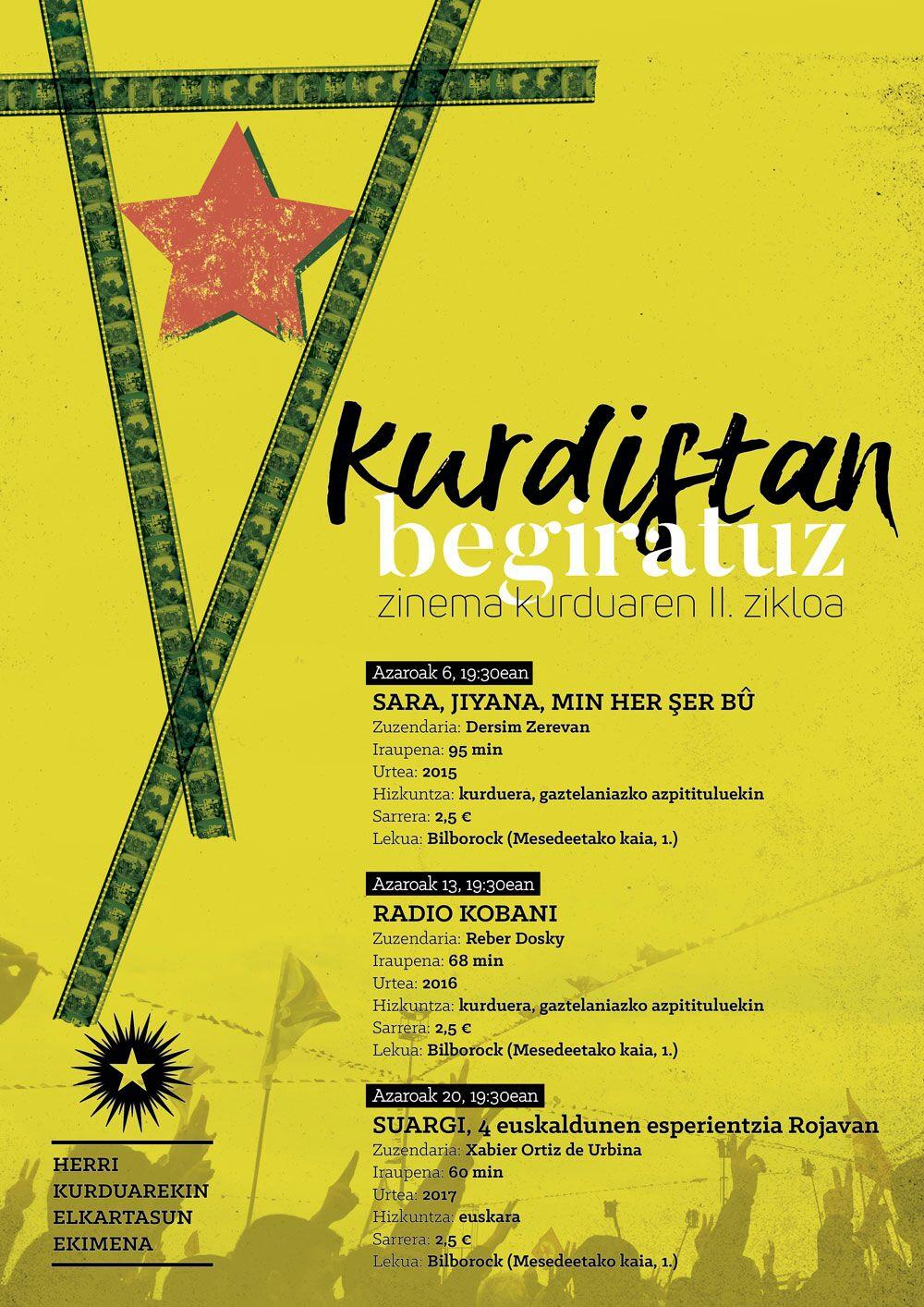 Kurdistan-begiratuz