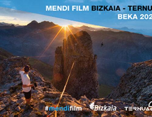Bigarren Mendi Film Bizkaia-Ternua Beka aurkeztu dute