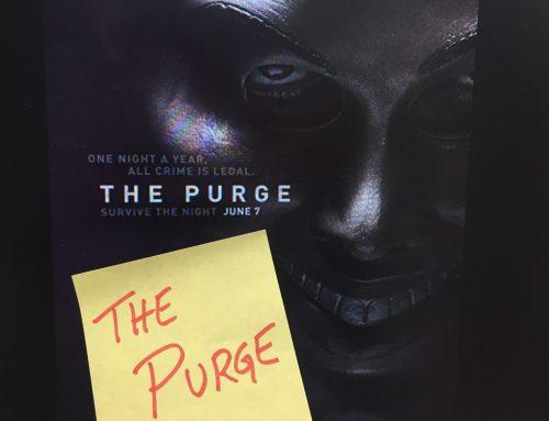 Kutsidazu 109: 'The Purge'