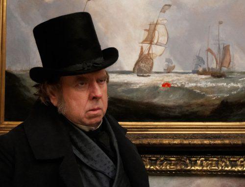 'Mr. Turner': Pertsonaia baten jarraipen naturalista