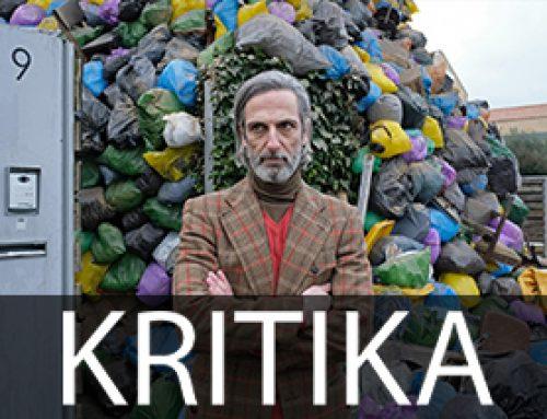 Kritika: 'Ventajas de viajar en tren'