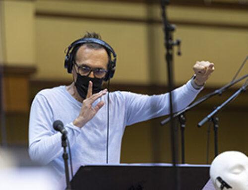 Alberto Iglesias eta Euskadiko Orkestra, 'Maixabel' filmaren doinuen sortzaile