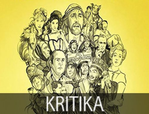 Kritika: 'An accidental studio'