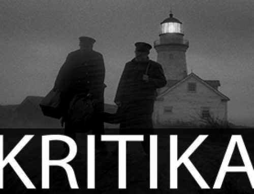 'The Lighthouse', istorioaren parte bilakatu arte