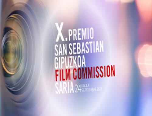 San Sebastian – Gipuzkoa Film Commission X. Sarirako deialdia, zabalik