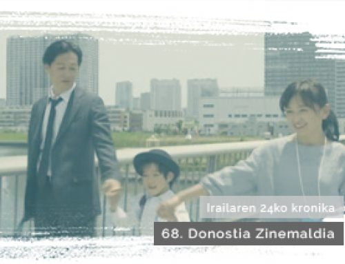 Donostia Zinemaldiko kronika: 'Asa ga kuru (True Mother)', 'La sel des larmes' eta '16 Printemps'