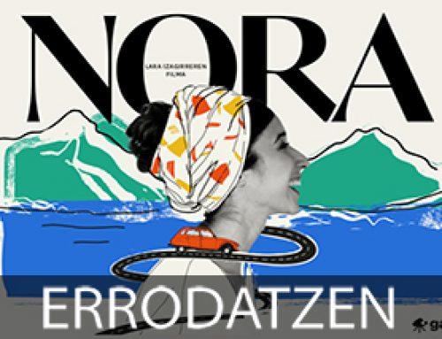 Udan grabatuko du Lara Izagirrek 'Nora' film luzea