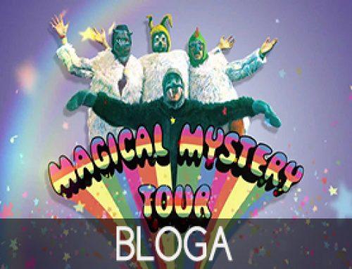 Magical (digital) Mistery Tour