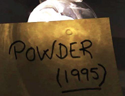 Kutsidazu 247. 'POWDER'