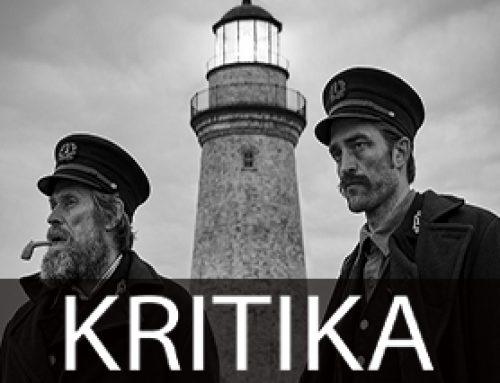 'The lighthouse': Itsasargiaren izpia, eromenera bidea
